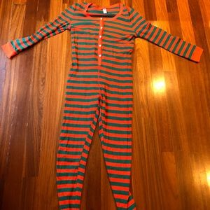 Old navy pajama onesie